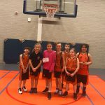 Lisa Fooij naar finale Burned Sports Free Throw Challenge