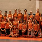 BC New Stars en Amazone spreken ambitie top vrouwenbasketbal uit